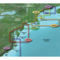 Garmin BlueChart g2 Vision - NY to Chesapeake