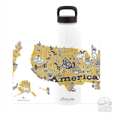 Liberty Bottle, See America
