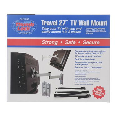 Ready America Travel TV Wall Mount