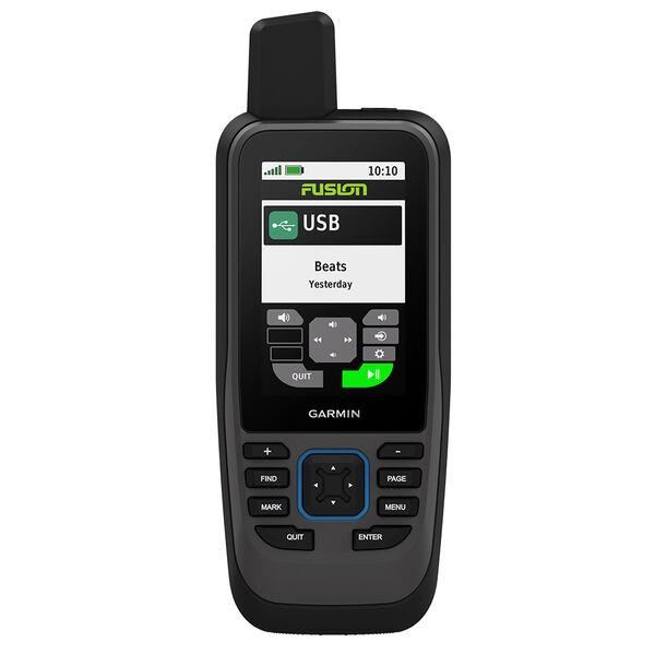 Garmin GPSMAP; 86sc Handheld GPS w/BlueChart; g3 Coastal Mapping