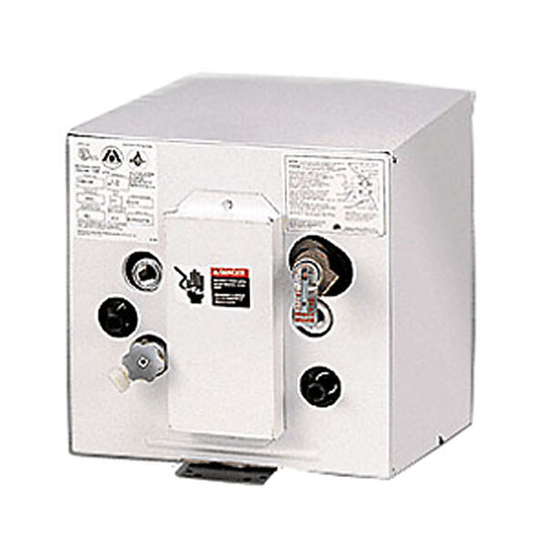 Atwood Electric 11-Gallon Water Heater With Heat Exchanger - 220V Model
