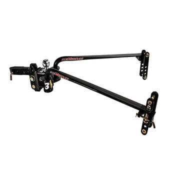 ReCurve R3 Weight Distributing Hitch with Sway Control, 1200 lb. Tongue Wt. Hitch Kit