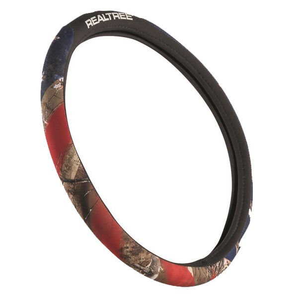 Americana Steering Wheel Cover