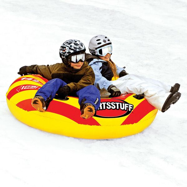 Sportsstuff Air Flyer Two-Person Snow Tube