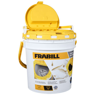 Frabill Drainer Bait Bucket