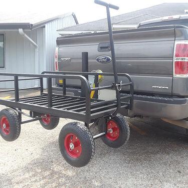 Hitch-N-Go Cargo Cart