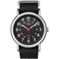 Weekender® Slip-Thru Watch, Black