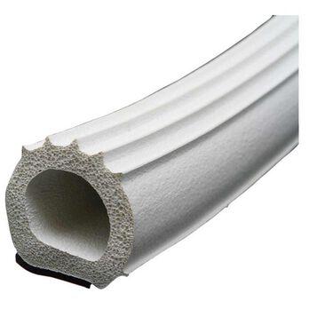 Window Channel Seal Ribbed Foam D