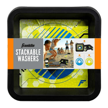 Franklin Sports Stackable Washer and Ring Toss Game