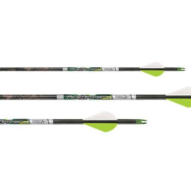 Carbon Express Piledriver DS Hunter 350 Crossbow Arrows, 6 pk.