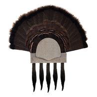 Walnut Hollow Five Beard Turkey Display Kit, Rustic