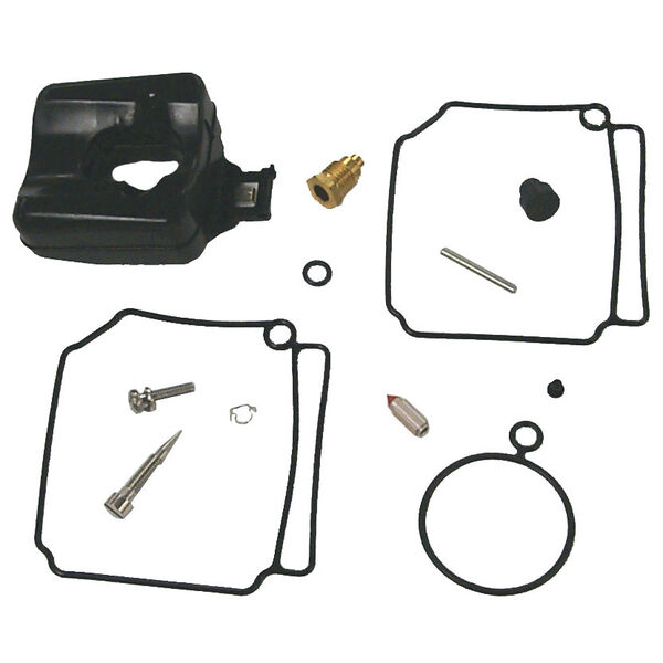 Sierra Carburetor Kit For Yamaha Engine, Sierra Part #18-7768