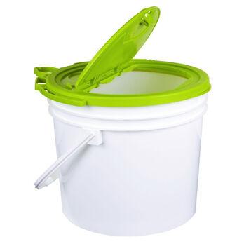 Flambeau Outdoors Insulated 3.5-Gallon Minnow Bucket