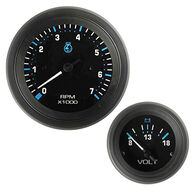 Sierra Eclipse 2nd Engine Outboard Gauge Set, Sierra Part #69725P