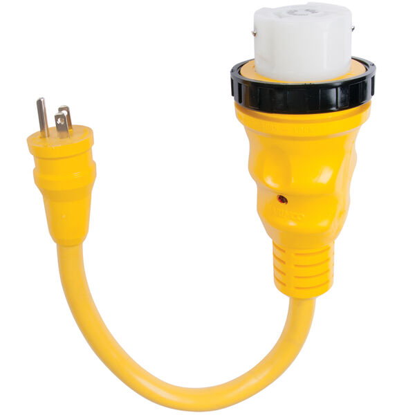 Marinco 15A To 50A Pigtail Adapter