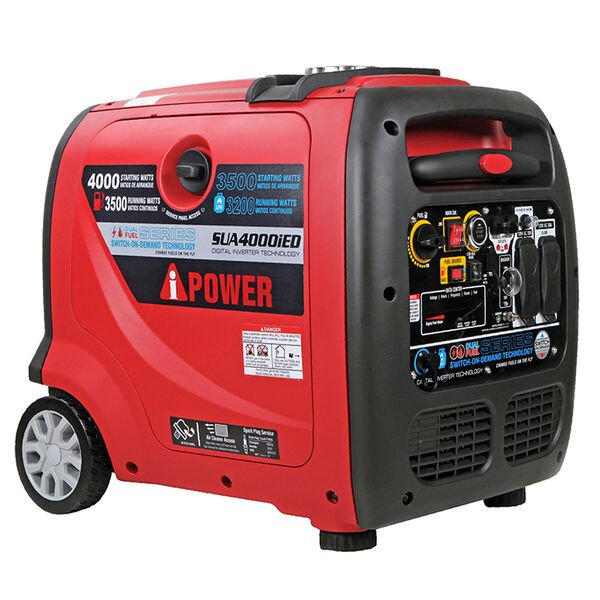 A-iPower 4000 Watt Dual Fuel Inverter Generator