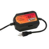 Battery Doc 6/12 Volt Smart Charger, 1.5 AMP