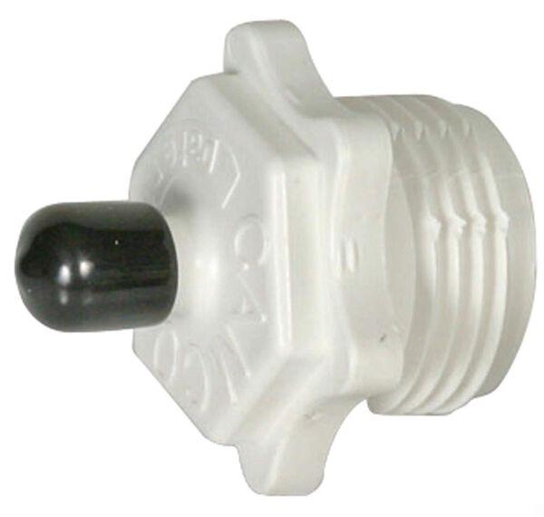 Blow Out Plug, Plastic