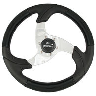 Schmitt Folletto Polyurethane Steering Wheel With Carbon Fiber Inserts