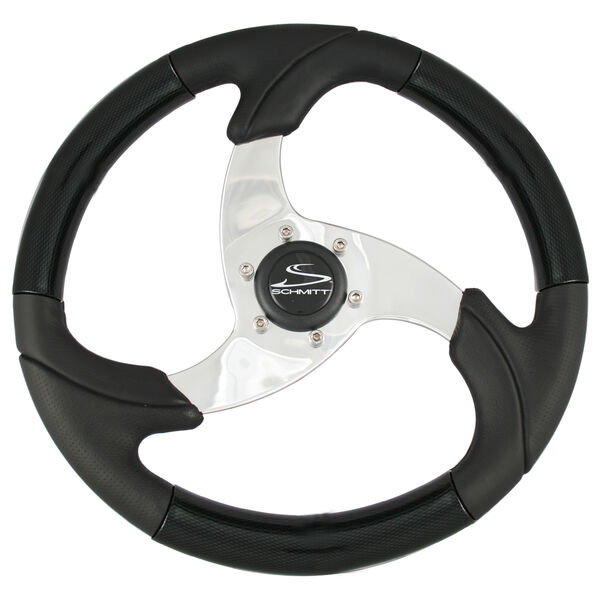 Schmitt Folletto Polyurethane Steering Wheel With Carbon Fiber Inserts