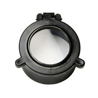 Butler Creek Blizzard Flip-Open Clear Scope Lens Cover, Size 5