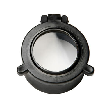 Butler Creek Blizzard Flip-Open Clear Scope Lens Cover, Size 5
