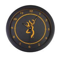 "Browning Buckmark 14"" Wall Clock"