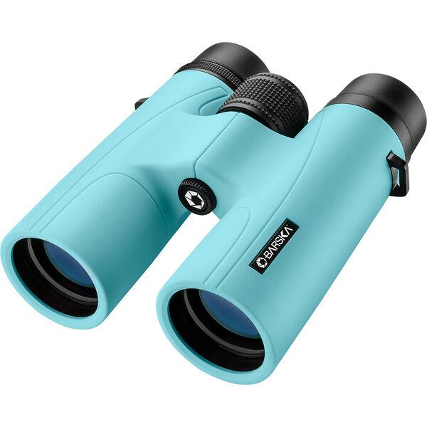 Barska 10x 42mm Crush Binocular, Breeze Blue