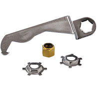 Prop Wrench with Nut and Washers