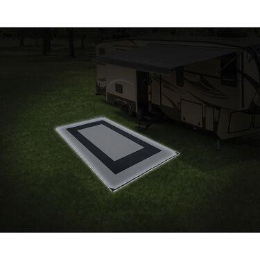 LED Illuminated Patio Mat, 9' x 12'