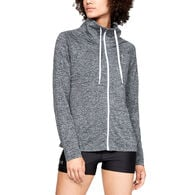 Under Armour Women's Tech Twist Full-Zip Shirt
