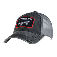 Striker Men's Distressed Trucker Hat