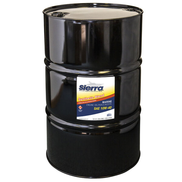 Sierra 10W-40 Semi-Synthetic Engine Oil, Sierra Part #18-9551-7