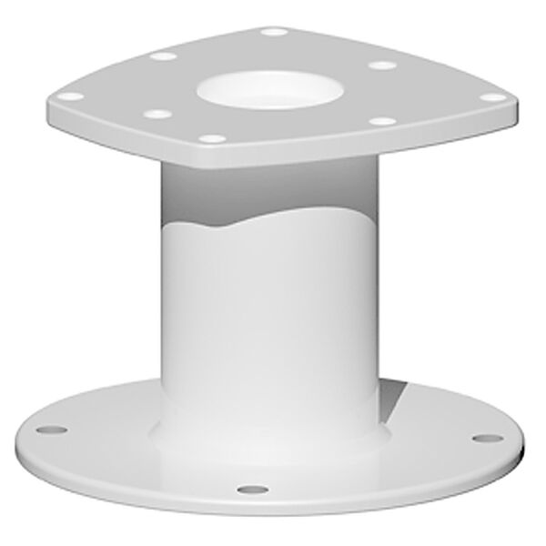 Edson Vision Series Round Vertical Mounting System, 6""