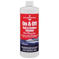 Marykate On & Off Hull & Bottom Cleaner For Fiberglass, Quart
