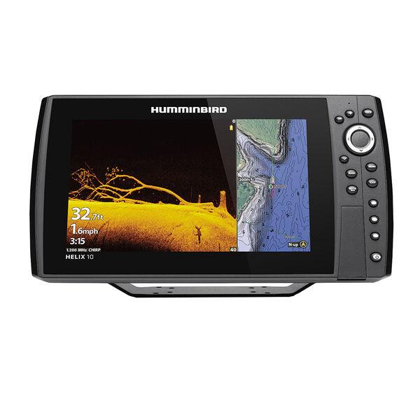 Humminbird HELIX 10 MEGA DI+ GPS G4N