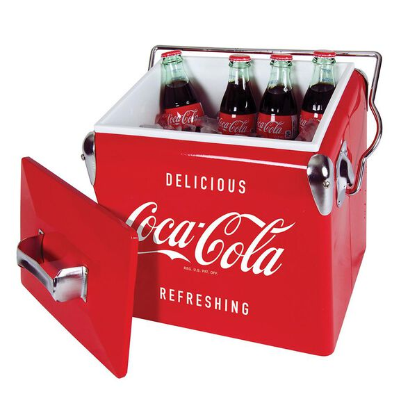Coca Cola Ice Chest, 13L