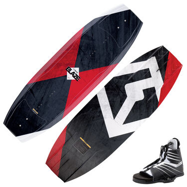 Connelly Blaze 141 Wakeboard With Hale Bindings