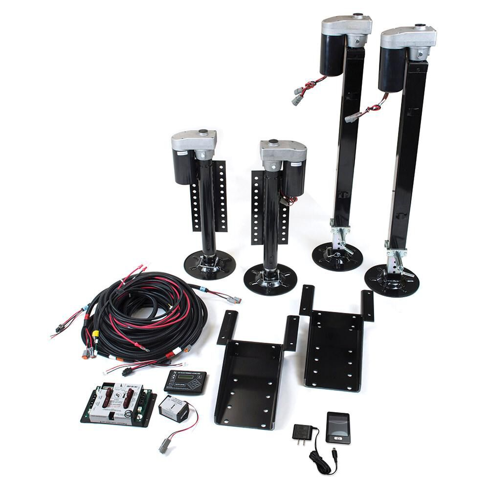 Ground Control 3 0 Electric 5th Wheel Leveling System