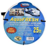 "Valterra AquaFresh High-Pressure 1/2"" x 25' Drinking Water Hose"