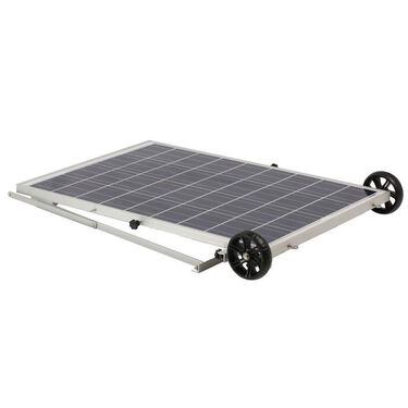 Solar Powered Generator, Gold System