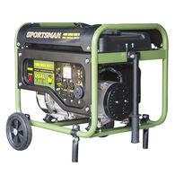 Sportsman 4000 Watt Dual Fuel Generator with Wheel Kit