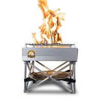 Trailblazer 2-in-1 Portable Fire Pit and Grill