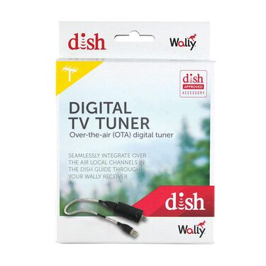 Over-The-Air Digital Tuner for Wally Satellite Receiver