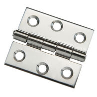 "Whitecap Stainless Steel Butt Hinge, 1-1/2"" x 1-1/4"""