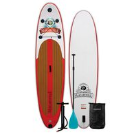 """Margaritaville Inflatable 10'6"""" SUP with Bag, Patch Kit and Pump"""