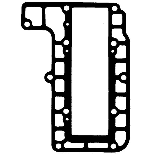 Sierra Exhaust Cover Gasket For Yamaha Engine, Sierra Part #18-0250