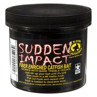 Team Catfish Sudden Impact Fiber Enriched Bait