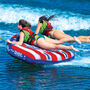 WOW Born To Ride 2-Person Towable Deck Tube