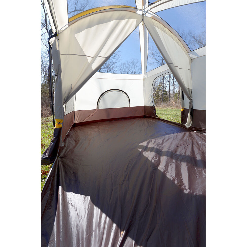 Browning Camping Big Horn Two-Room 8-Person Tent   Camping ...